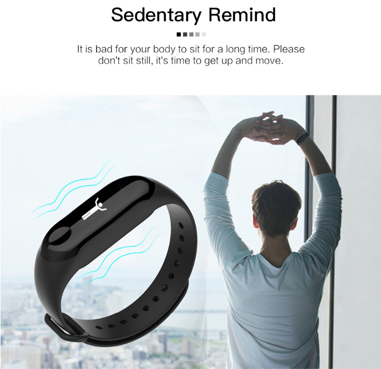 Sedentary Remind