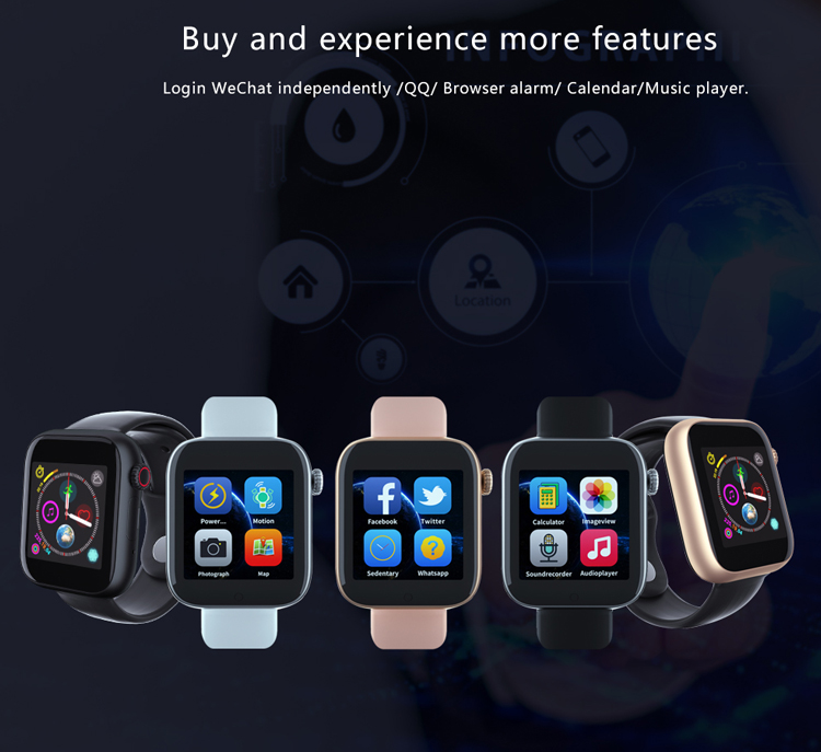 buy smart watch and experience more features