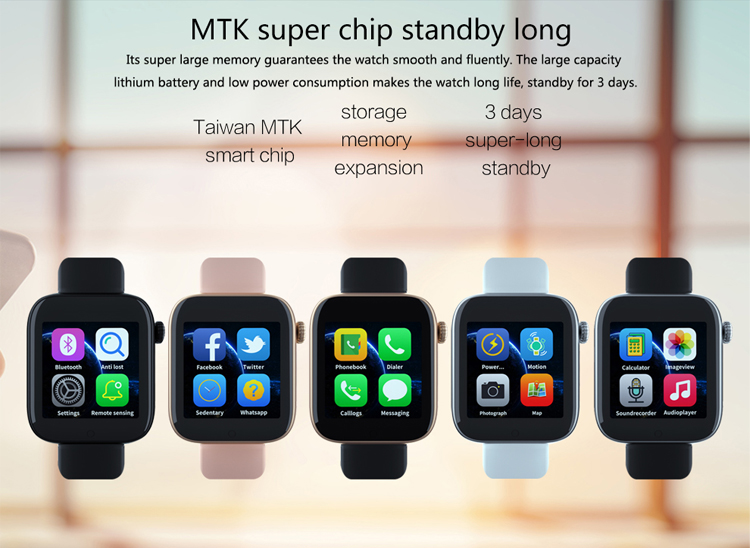 MTK super chip standby long